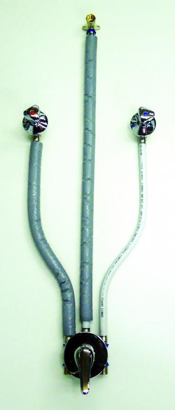 Distribuidor de torneira monocomando